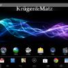 Kruger&Matz KM1060G - oprogramowanie