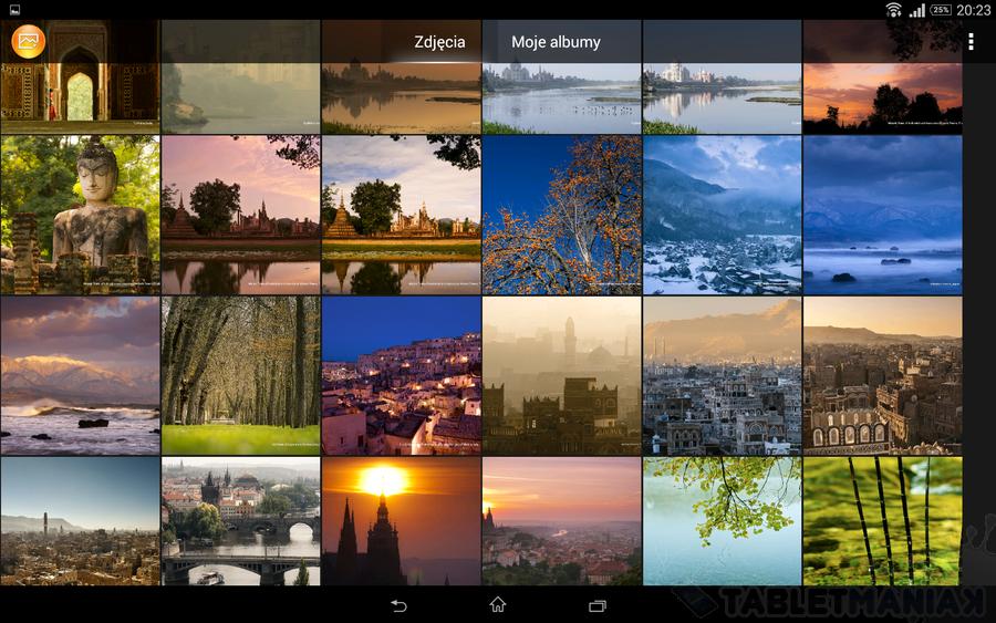 Sony Xperia Z2 Tablet  / fot. tabletManiaK.pl