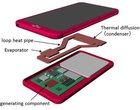 chłodzenie w smartfonie przegrzewanie się telefonu system chłodzenia