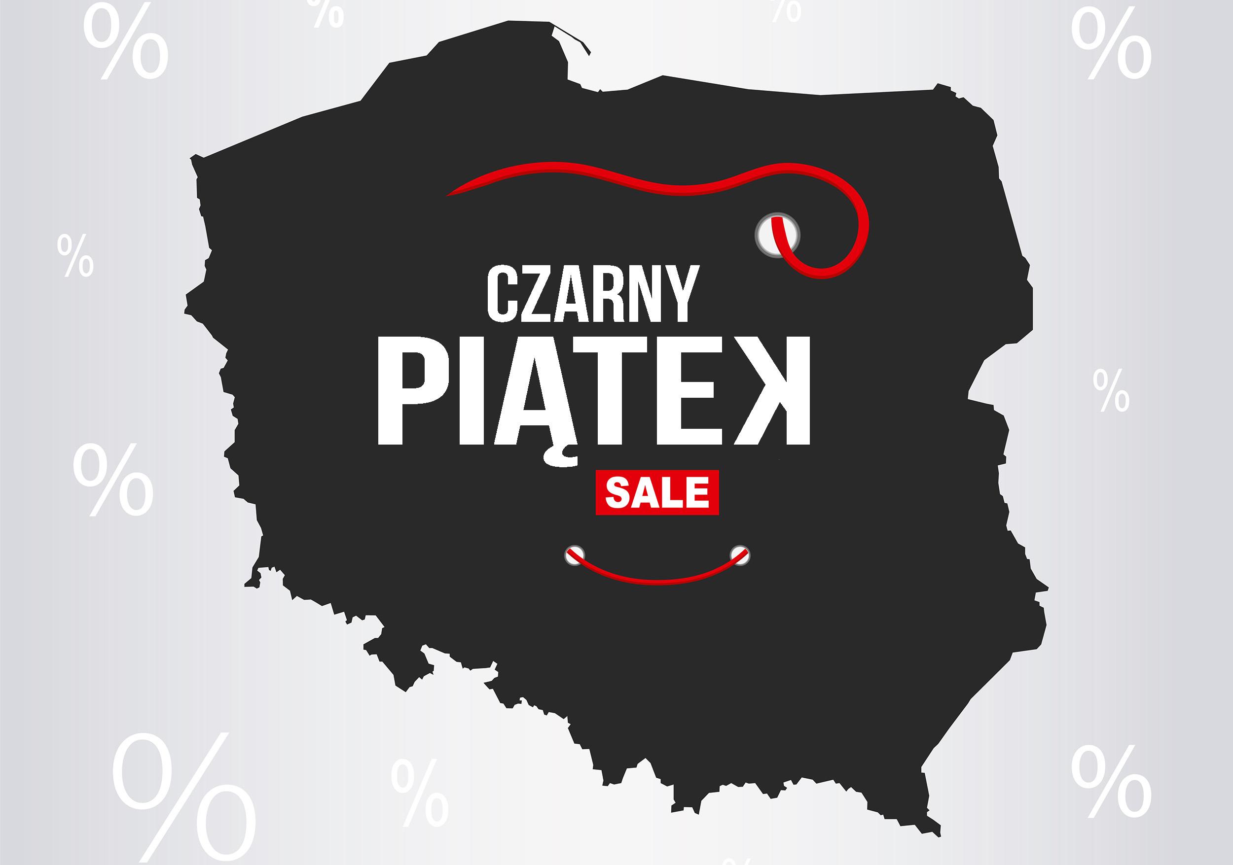 Czarny Piątek 2017 w Polsce. Najlepsze promocje i rabaty w jednym miejscu