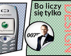 design smartfonów smartfon Bonda smartfon w filmie telefony James Bonda 007