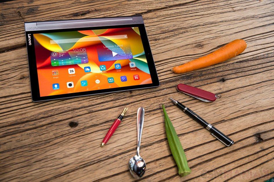Lenovo YOGA Tab 3 PRO i Lenovo YOGA Tab 3 w Play