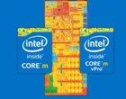 4-rdzeniowy procesor Broadwell dwurdzeniowy procesor Intel Core M