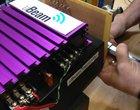 Akumulator bateria bezprzewodowe ładowanie ultradźwiękiem uBeam