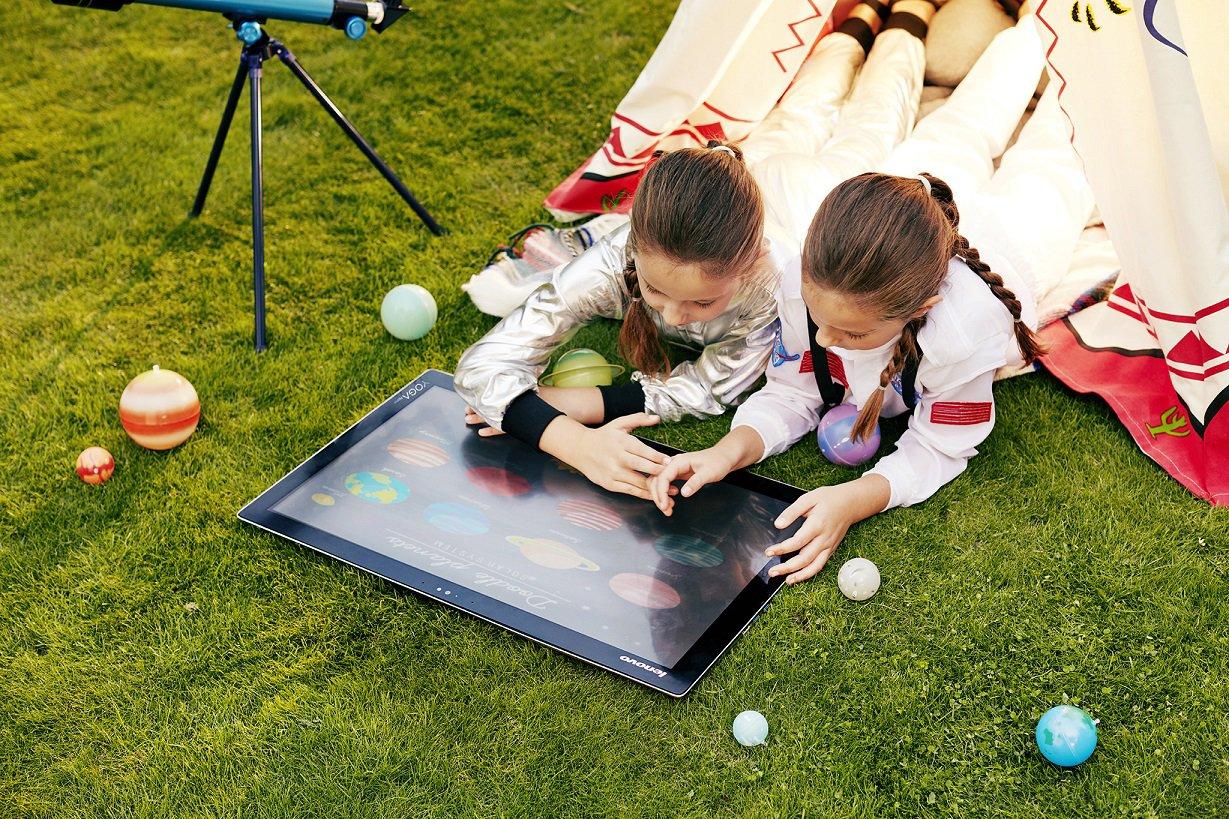 Lenovo YOGA Home 900 - ogromny tablet udający AIO, specyfikacja