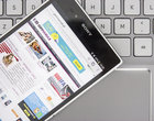 """Android 4.2.2 Cienki smartfon duży smartfon smartfon 6.4"""" Snapdragon 800 Sony Xperia Z Ultra opinie szybki smartfon wydajny telefon z Androidem"""
