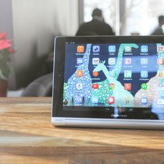 Lenovo Yoga Tablet 10 - test tabletu