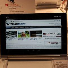 Lenovo Yoga Tablet 10 HD+: taki wyświetlacz to jedyne, czego mi brakowało [pierwsze wrażenia z MWC 2014]
