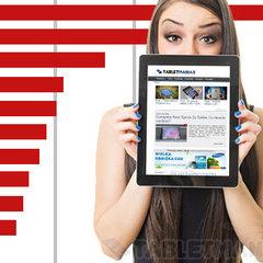 Ranking tabletów - kwiecień 2014