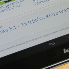 Lenovo A10-70 A7600 - test tabletu