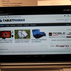 Wiemy, kiedy Lenovo Yoga Tablet 10 HD+ zadebiutuje w Polsce