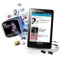 Promocja   Darmowe audiobooki do wybranych tabletów Lenovo