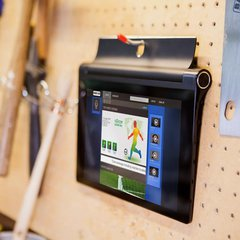 "Lenovo Yoga Tablet 2 z ekranami WUXGA (8"", 10.1"") i systemem do wyboru (Android i Windows)"