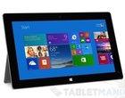 10.6-calowy wyświetlacz 4-rdzeniowy procesor Nvidia Tegra 4 odnowiony tablet Windows RT 8.1