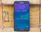 Android 4.4 KitKat dobry telefon z Androidem Galaxy najlepszy smartfon Samsung Galaxy Note 4 opinie Samsung Galaxy Note 4 recenzja TouchWiz wydajny smartfon z Androidem