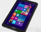 4-rdzeniowy procesor 8-calowy wyświetlacz Intel Atom Z3735G Prestigio MultiPad Visconte Quad w sprzedaży tablet z Windows 8.1