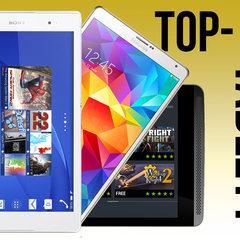 Najlepsze tablety. TOP 10 (luty 2015)