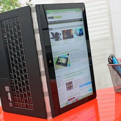 Lenovo Yoga 3 Pro – test hybrydy ultrabooka i tabletu