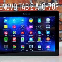 Test | Lenovo TAB2 A10-70F. Najlepszy tablet do 800 zł