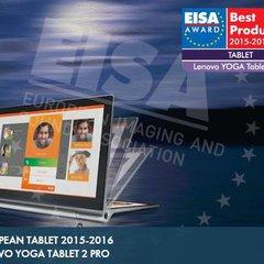 Najlepszy tablet 2015 (wybór EISA)