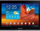 10-calowy ekran aktualizacja galaxy tab 10.1 Samsung