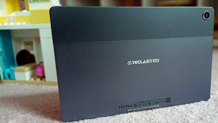 TEST   Teclast T40 Plus z LTE to dobry tablet na papierze i przeciętny w rzeczywistości - tani tablet z LTE