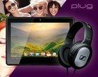 10.1-calowy ekran 5-megapikselowy aparat Android 4.1 Jelly Bean dwurdzeniowy procesor głośniki stereo IPS przedsprzedaż