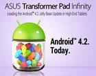 aktualizacja opragramowania Google Android 4.2.1 Jelly Bean