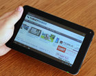 """7-calowy ekran AMlogic AML8726-MX jaki tablet 7"""" jaki tablet do 800 zł Mali-400 MP tablet budżetowy tani tablet"""