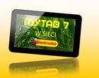 7-calowy tablet android 4.2 jelly bean jednordzeniowy procesor tablet z Biedronki