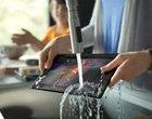 10.1-calowy ekran 4-rdzeniowy procesor nowy wariant tablet kuchenny wodoszczelny