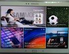 10.5-calowy wyświetlacz 8-megapikselowy aparat AMOLED Android 4.4 KitKat czujnik biometryczny Exynos 5 OCTA 5420 Samsung Galaxy Tab S 10.5 na zdjęciach