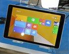 4-rdzeniowy procesor 8-calowy tablet z Windows 8.1 tani tablet Windows 8.1 z Bing