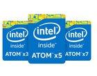 4-rdzeniowy procesor Intel Atom x3- C3405 Intel Atom x3- C3445 modem LTE