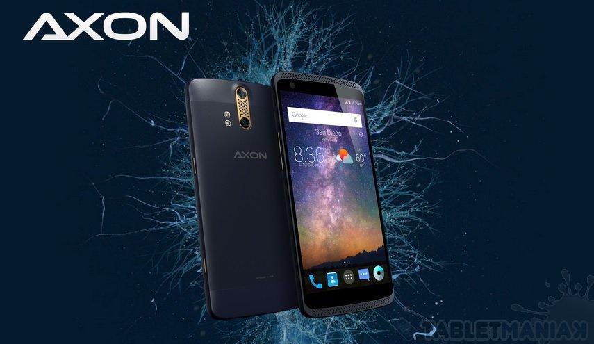 ZTE Axon Tablet. Będzie potężny i ogromny. Znamy ...