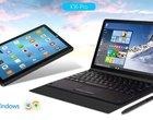 11.6-calowy ekran Cherry Trail dual OS dwa systemy Intel Atom x5-Z8500 wydajny tablet