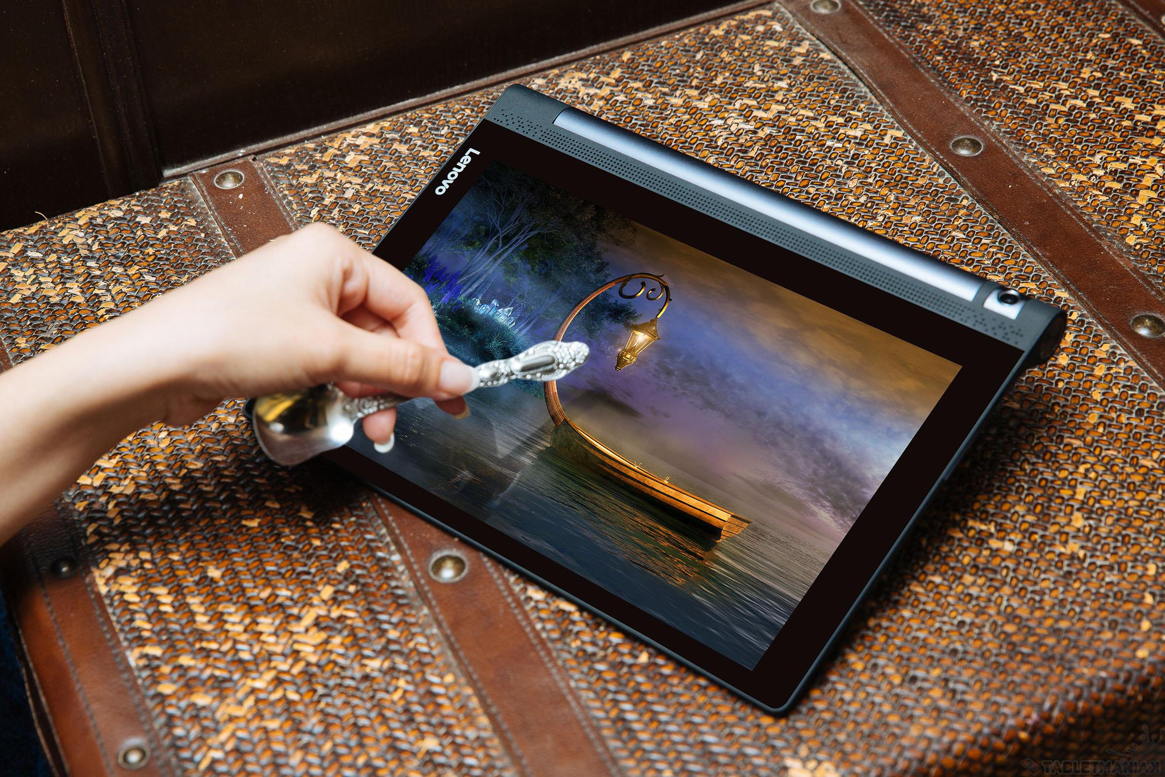 Lenovo YOGA Tab 3 z ekranem 10 cali już w Polsce