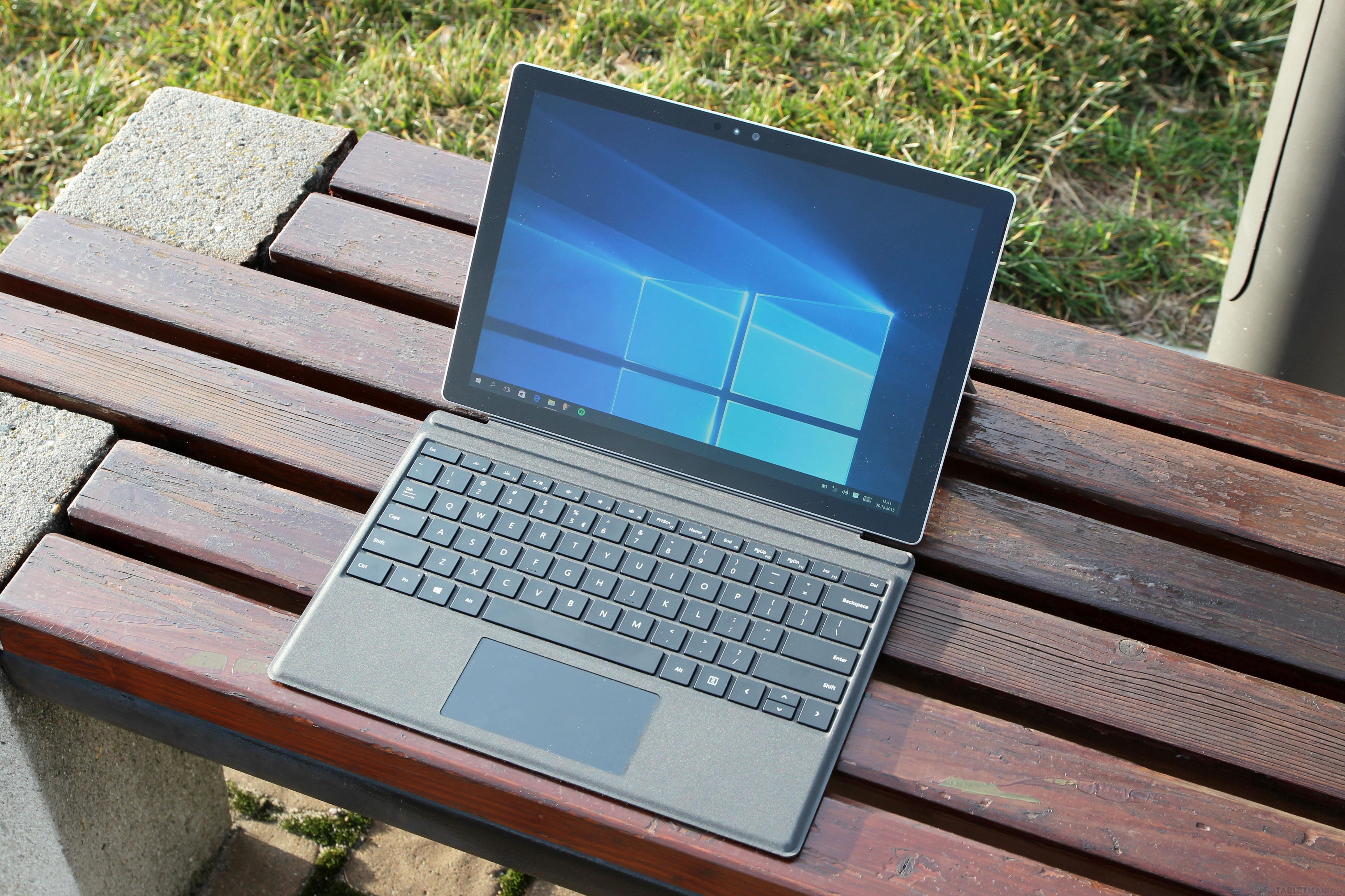 Microsoft Surface Pro 4 — test (niemal) idealnego tabletu z Windows 10