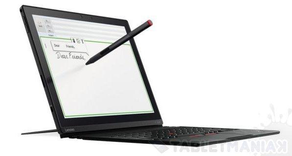 CES 2016: Lenovo ThinkPad X1 Tablet. Modułowy tablet z mocną specyfikacją