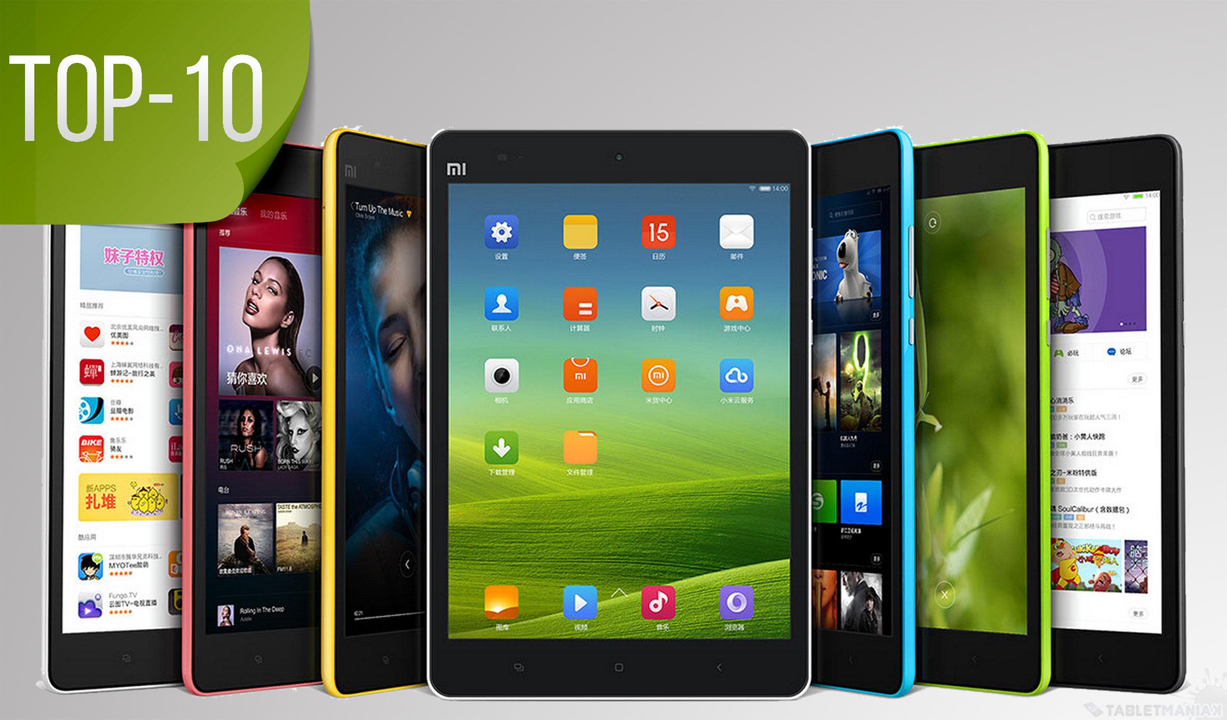 Jaki chiński tablet kupić? TOP-10