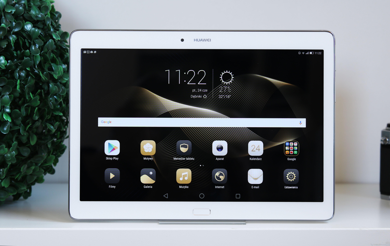 Huawei MediaPad M2 - test tabletu z dobrymi głośnikami i funkcją telefonu