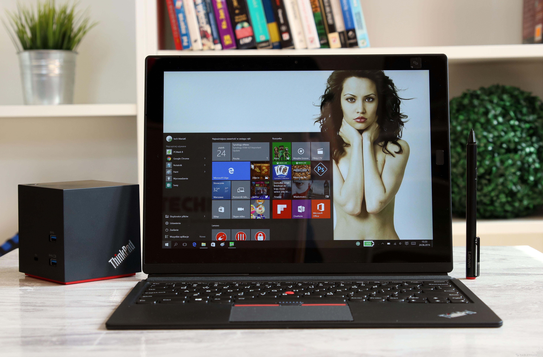 Lenovo ThinkPad X1 Tablet - test tabletu i ultrabooka 2w1