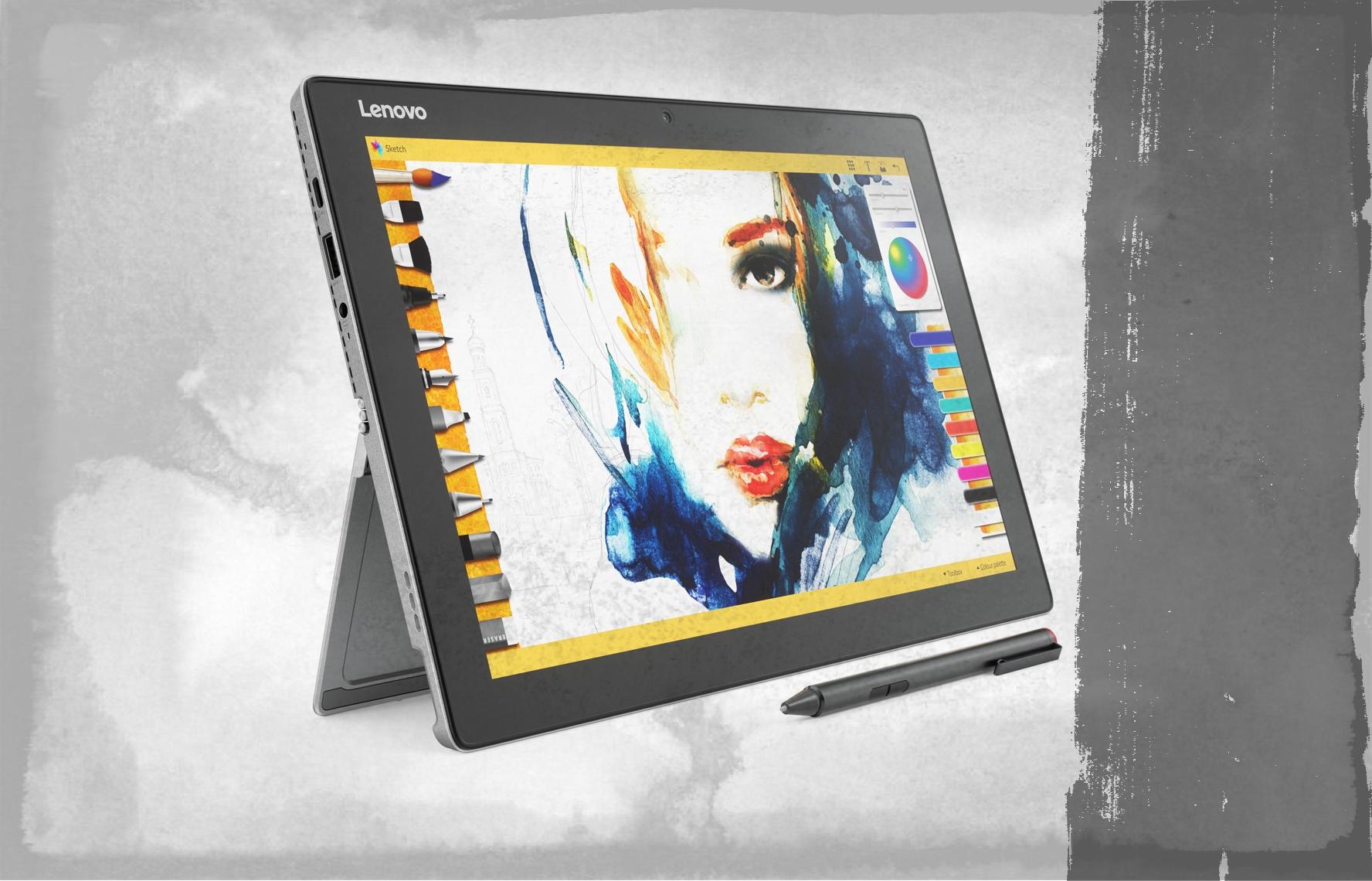 IFA 2016: Lenovo Miix 510 - porządna hybryda z Intel Core i7 i LTE