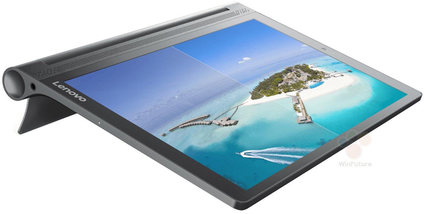 Lenovo Yoga Tab 3 Plus 10. Specyfikacja, cena, wygląd