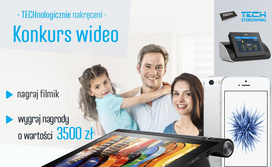 Wygraj iPhone'a lub tablet Lenovo - wakacyjny konkurs dla posiadaczy urządzeń firmy TECH