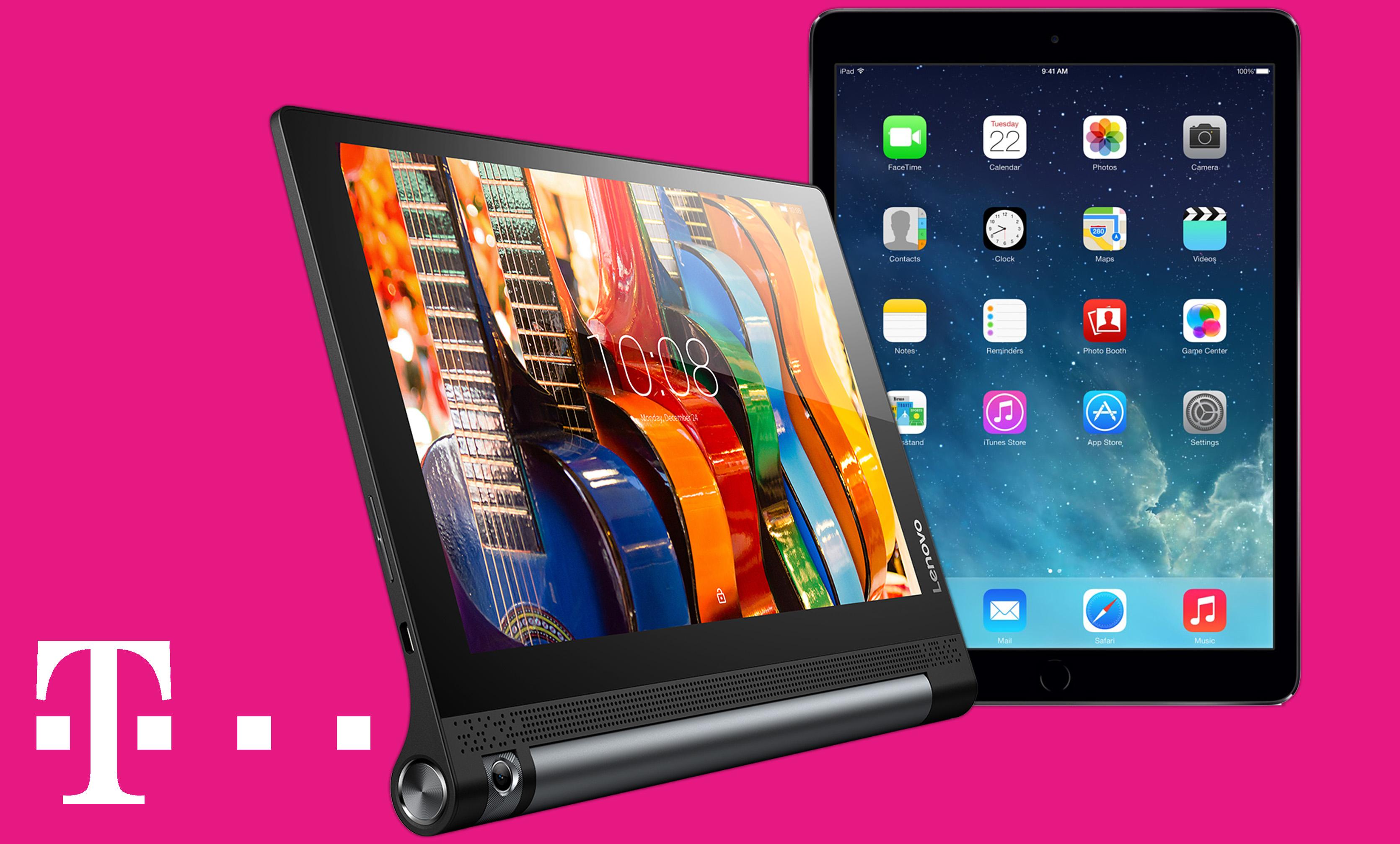 Tablet w T-Mobile. Który wybrać?
