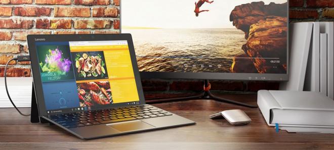 Lenovo Miix 720 oficjalnie. Świetna hybryda z Windows 10