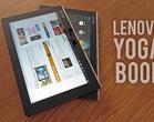 Test Lenovo Yoga Book. Porównanie tabletów z Windows i Android